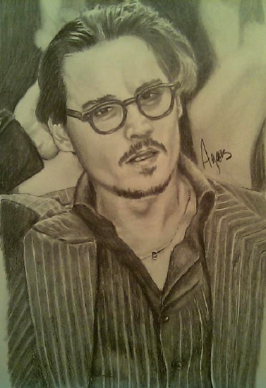 Johnny Depp por Jagans